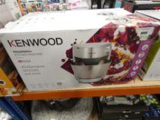 81 Boxed Kenwood Prospero plus kitchen machine