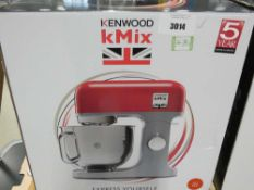 96 Boxed Kenwood K mix mixer