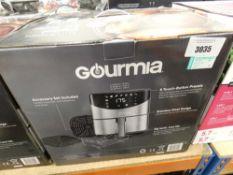 9 Boxed gourmet digital air fryer