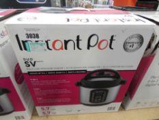 80 Boxed instant pot multi use pressure cooker