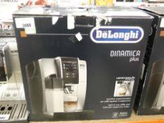 90 Boxed Delonghi Dinanica plus Latte creamer system