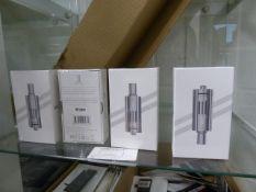 Box containing large quantity of Joytech E-cigarette modules