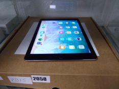 Apple iPad Air 2 128Gb in space grey Model A1166
