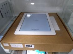 Apple iPad 4 16Gb wifi and cellular in white, Model A1460