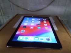 Apple iPad Air 32Gb wifi and cellular in space grey Model A1475