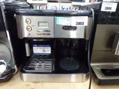 60 Unboxed Delonghi espresso drip coffee machine