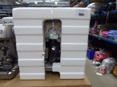 56 Unboxed Sage Barister Express coffee machine with some accessories