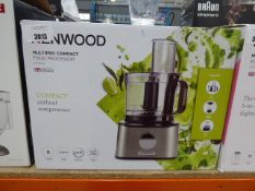 Kenwood multi compact food processor