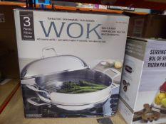 Boxed wok