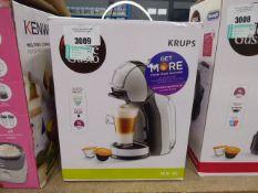 Boxed Nescafe Dolce Gusto coffee machine