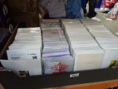 Tray of mixed celebration cards
