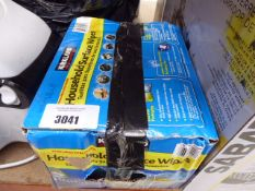 Boxed of household surface wipes