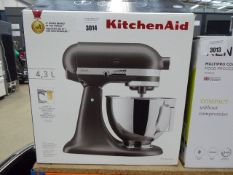 Boxed kitchen aid 4.3L mixer - parts only