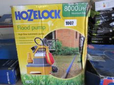 Hozelock flood pump