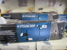 2 Erbauer LED tripods