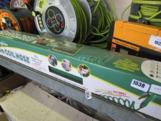 King Fisher 15m coil hose