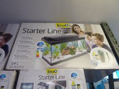 Boxed Tetra Starterline 54L aquarium, 61x36x32cm