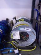 (12) 2 40m cable reels