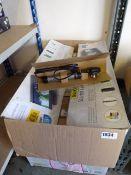 Box containing Tetra fish tank heaters