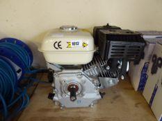 Mattis 168FA petrol engine