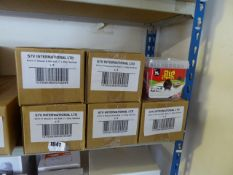 (1053) 5 boxes of The Big Cheese mouse and rat bair