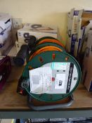 (3) 2 25m cable reels with RCD units