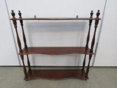 3 tier hanging stand