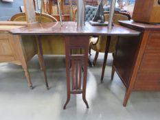 5054 - Edwardian Pembroke table