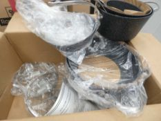 Boxed Starfrit cookware set
