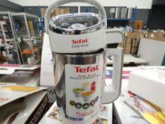 Boxed Tefal easy soup maker