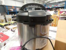(TN69) Boxed instant pot multi use pressure cooker