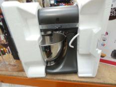 (TN65) Boxed Kitchenaid 4.3 litre mixer