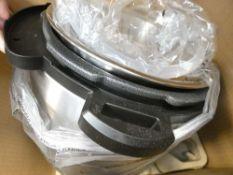 (TN73) Boxed instant pot multi use pressure cooker