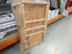 Boxed mutlitasking lap tray
