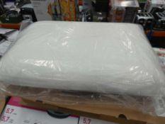 Boxed Panda memory foam pillow
