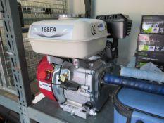 (1012) Mattis 168FA petrol engine