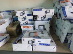 Large quantity of LED small size security lights