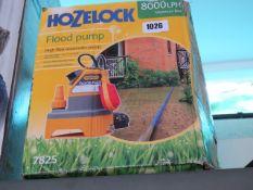 (1017) Hozelock flood pump
