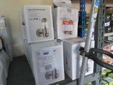 22 Sigma PIR sensor LED wall lights