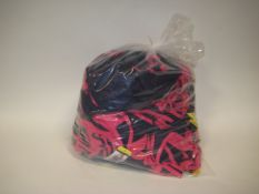 Ladies 30 Fila mesh overlay tank tops in pink and blue sizes S & M