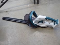 Boxed Makita hedge cutter