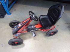 4 wheel Hauck pedal go kart