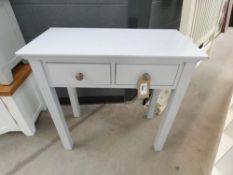 1002 Banbury Grey Painted Dressing Table (10)