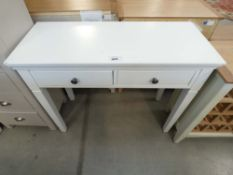 Florence White Painted Dressing Table (22)