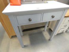 Banbury Grey Painted Dressing Table (9)