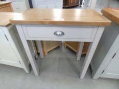 Rutland Painted Oak Dressing Table (10)