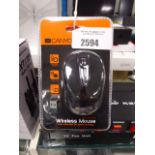 Canyon wireless mouse kits in blister packs x 5