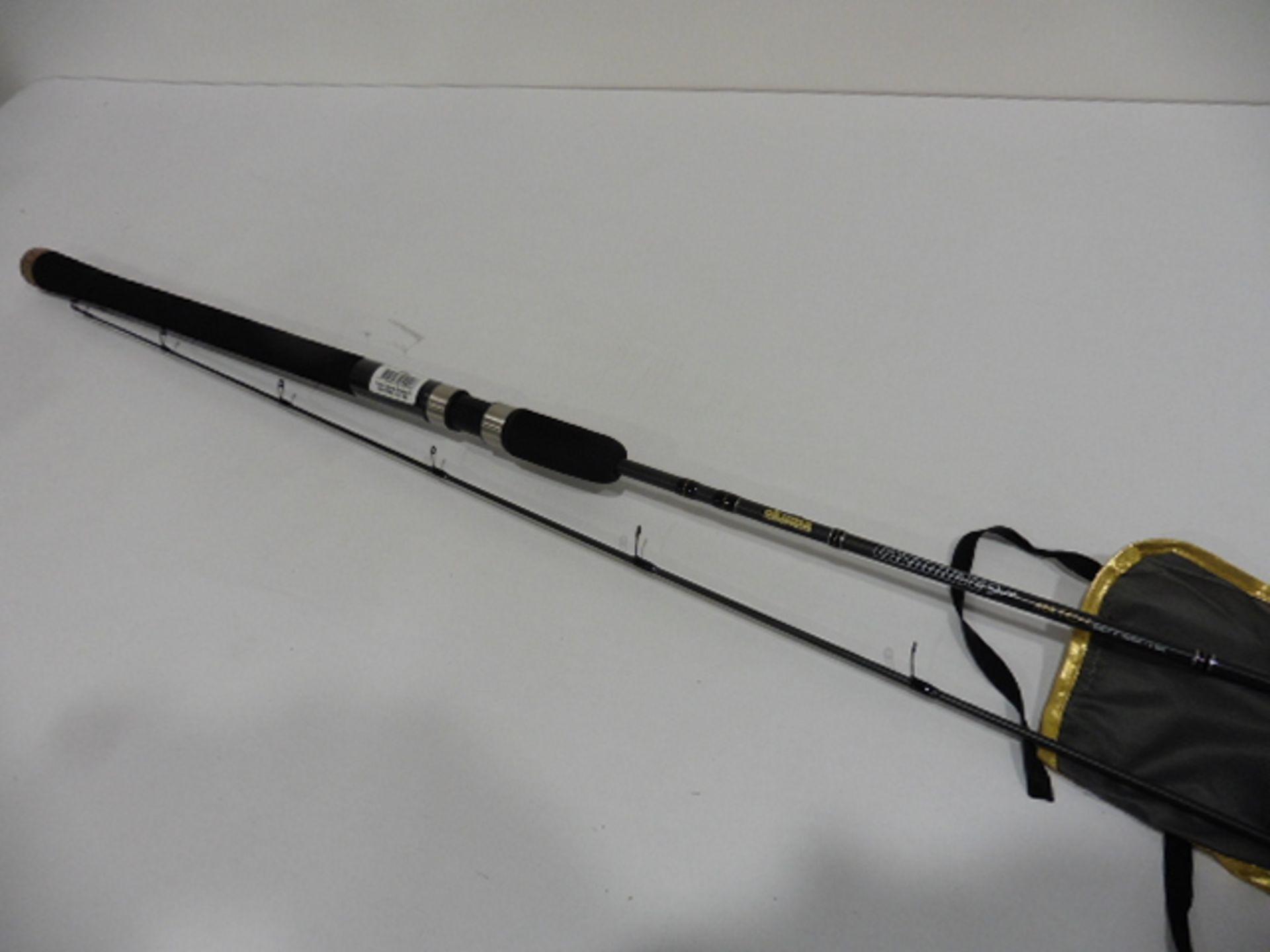 Okuma Carbonite slim 8ft feeder rod