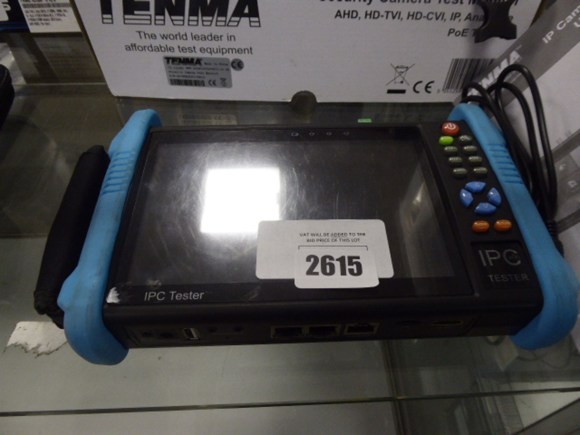 Tenma IP camera tester with user manual