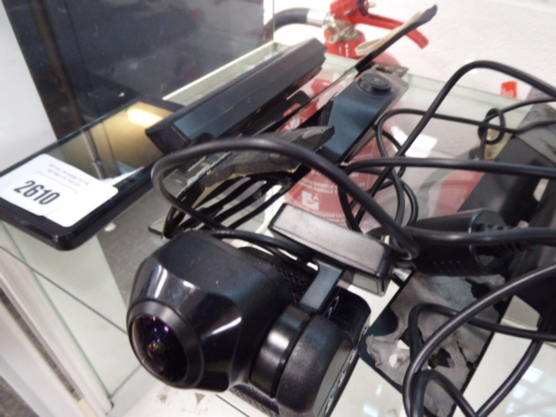 Part set of dash cam reversing camera kits - Image 2 of 3